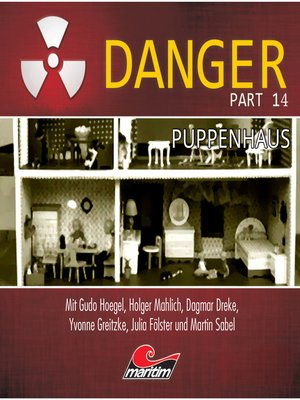 cover image of Danger, Part 14