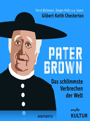 cover image of Pater Brown, Folge 7