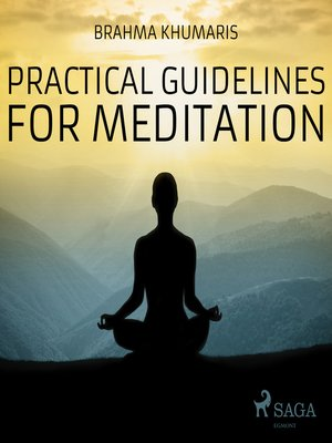 cover image of Practical Guidelines for Meditation