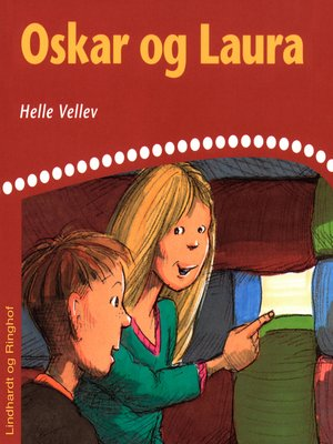 cover image of Oskar og Laura