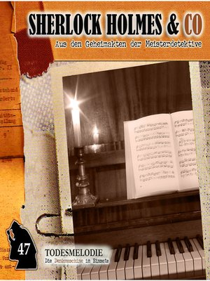 cover image of Sherlock Holmes & Co, Folge 47