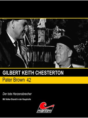 cover image of Pater Brown, Folge 42
