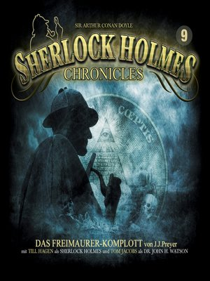 cover image of Sherlock Holmes Chronicles, Folge 9
