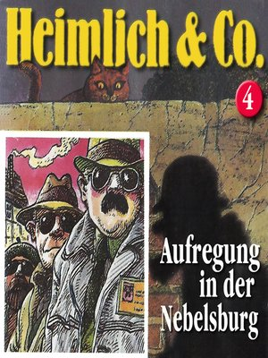 cover image of Heimlich & Co., Folge 4