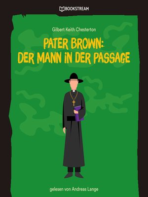 cover image of Pater Brown