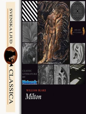 cover image of Milton, a poem
