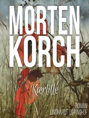 cover image of Kærlille