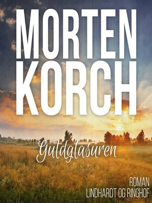 cover image of Guldglasuren