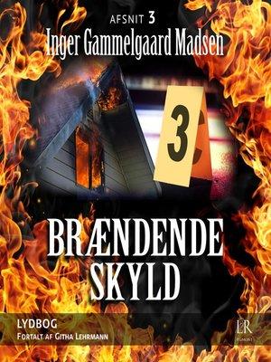 cover image of Afsnit 3--Brændende skyld 3