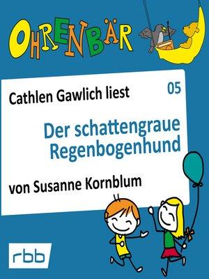 cover image of Ohrenbär--eine OHRENBÄR Geschichte, Folge 5