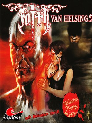 cover image of Faith--The Van Helsing Chronicles, Folge 19