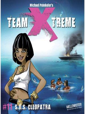 cover image of Team X-Treme, Folge 11