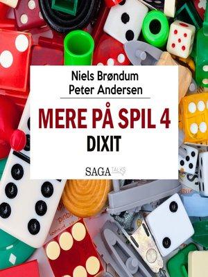 cover image of Mere på spil, 4