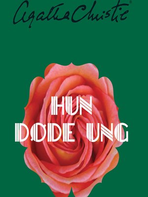 cover image of Hun døde ung