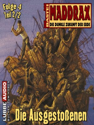 cover image of Maddrax, Folge 4