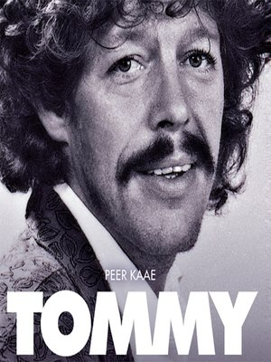 cover image of Tommy Seebach--En biografi