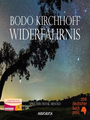 cover image of Widerfahrnis