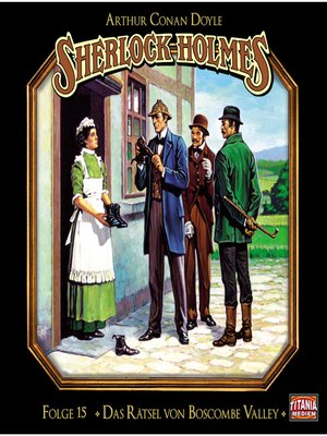 cover image of Sherlock Holmes--Die geheimen Fälle des Meisterdetektivs, Folge 15