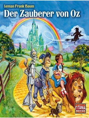 cover image of Der Zauberer von Oz