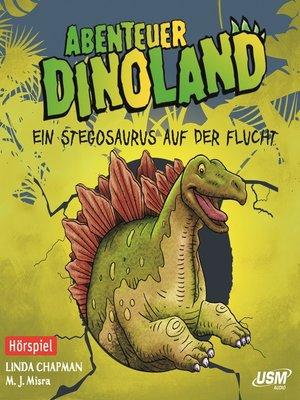 cover image of Abenteuer Dinoland, Teil 4