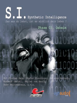 cover image of S.I.--Synthetic Intelligence, Phase 3