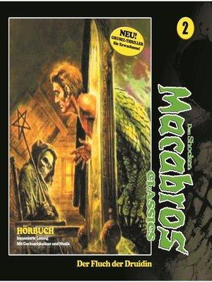 cover image of Macabros--Classics, Classics, Folge 2