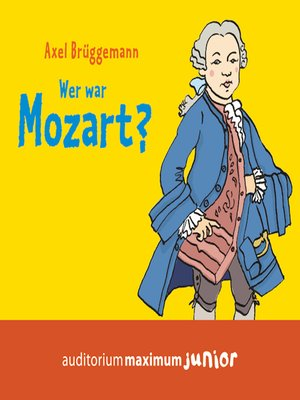 cover image of Wer war Mozart?