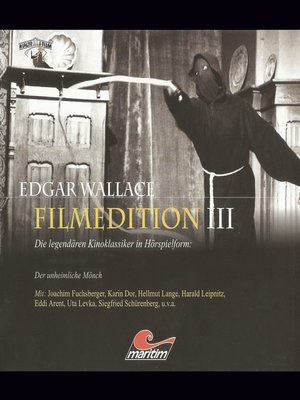 cover image of Edgar Wallace--Filmedition, Folge 9