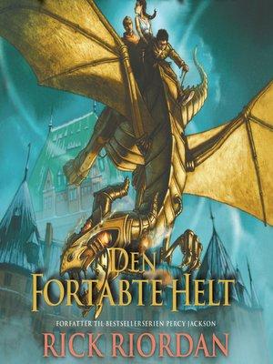 cover image of Den fortabte helt--Olympens helte 1