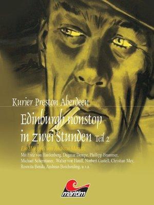 cover image of Kurier Preston Aberdeen, Folge 7