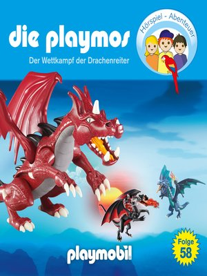 cover image of Die Playmos--Das Original Playmobil Hörspiel, Folge 58