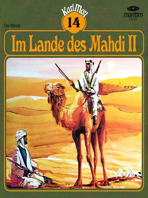cover image of Karl May, Grüne Serie, Folge 14