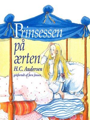 cover image of Prinsessen på ærten