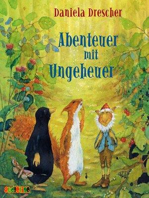 cover image of Abenteuer mit Ungeheuer