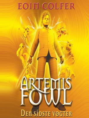 cover image of Artemis Fowl, bind 8