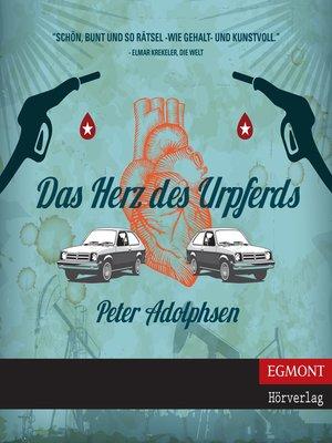 cover image of Das Herz des Urpferds