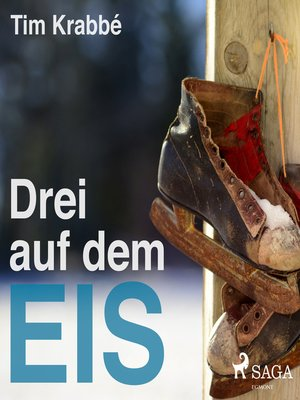 cover image of Drei auf dem Eis