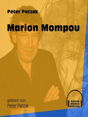 cover image of Marion Mompou