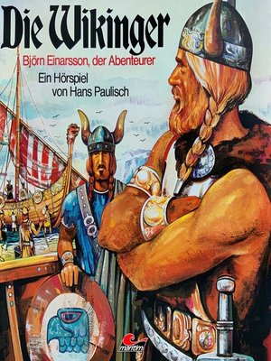 cover image of Die Wikinger, Folge 2