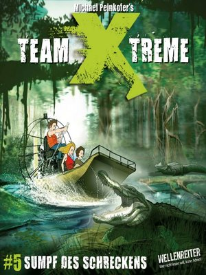 cover image of Team X-Treme, Folge 5