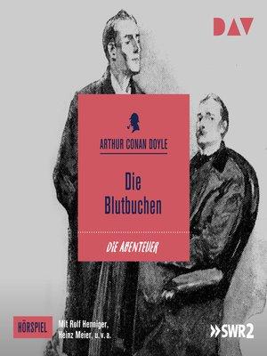 cover image of Die Blutbuchen