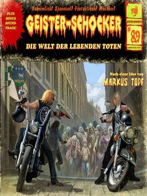 cover image of Geister-Schocker, Folge 89