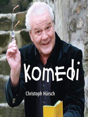 cover image of Komedi
