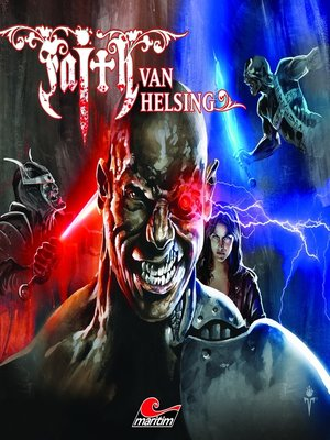 cover image of Faith--The Van Helsing Chronicles, Folge 39