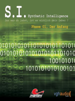 cover image of S.I.--Synthetic Intelligence, Phase 1