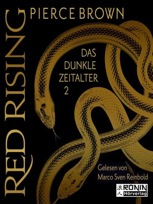cover image of Das dunkle Zeitalter 2--Red Rising, Band 5.2