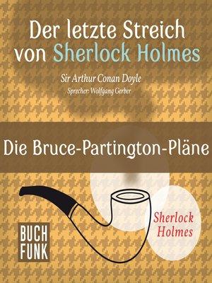 cover image of Sherlock Holmes--Der letzte Streich