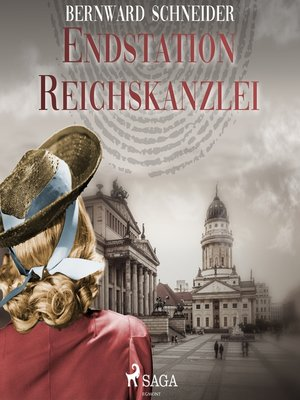 cover image of Endstation Reichskanzlei