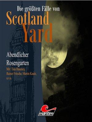cover image of Die größten Fälle von Scotland Yard, Folge 14