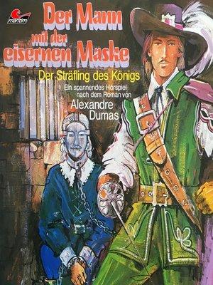 cover image of Der Mann mit der eisernen Maske, Folge 2